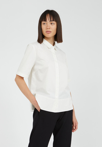 AAGAT - Damen Bluse aus Bio-Baumwoll Mix - ARMEDANGELS