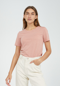 LIDIAA SMALL STRIPES - Damen T-Shirt aus TENCEL Lyocell Mix - ARMEDANGELS