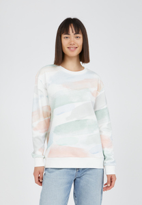 MATHILDAA COLOR STROKES - Damen Sweatshirt aus Bio-Baumwolle - ARMEDANGELS