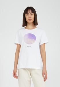 NAALIN LIGHT AND CLOUDS - Damen T-Shirt aus Bio-Baumwolle - ARMEDANGELS