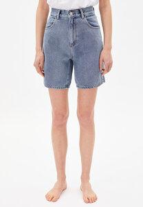 FREYMAA - Damen Denim Shorts aus Bio-Baumwolle - ARMEDANGELS
