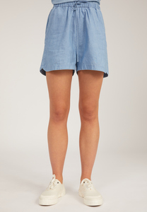 XULIAA - Damen Shorts aus Bio-Baumwoll-Leinen Mix - ARMEDANGELS