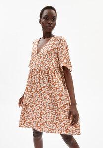 AAINO STRAW FLOWER - Damen Kleid aus LENZING ECOVERO - ARMEDANGELS