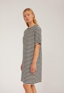 KLEAA STRIPE - Damen Jerseykleid aus Bio-Baumwolle - ARMEDANGELS