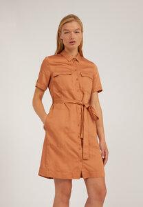 MIRVAA - Damen Kleid aus TENCEL Lyocell-Leinen Mix - ARMEDANGELS