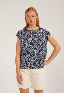 JENNAA FLOWER SPRINKLE - Damen T-Shirt aus TENCEL Lyocell Mix - ARMEDANGELS