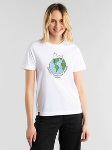 T-Shirt Mysen Snoopy earth - DEDICATED