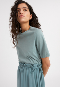 LAYAA MERCERIZED - Damen T-Shirt aus merzerisierter Bio-Baumwolle - ARMEDANGELS