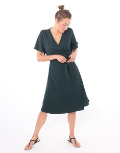 Kleid KLARA Ecovero - Zerum