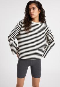 FRANKAA  STRIPE - Damen Sweatshirt aus Bio-Baumwolle - ARMEDANGELS