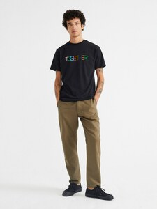 Together T-Shirt men - thinking mu