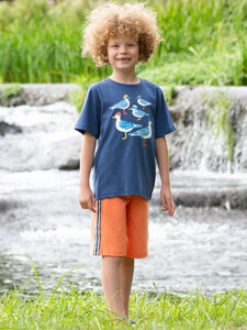 Kinder T-Shirt Seagull reine Bio-Baumwolle - Kite Clothing