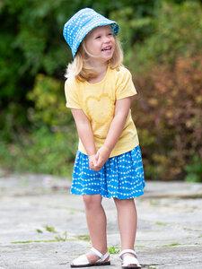 Kinder T-Shirt Daisy Heart reine Bio-Baumwolle - Kite Clothing