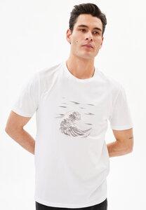 JAAMES SEA - Herren T-Shirt aus Bio-Baumwolle - ARMEDANGELS