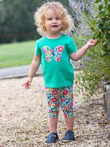 Baby und Kinder Sea Breeze 3/4 Leggings Bio-Baumwolle - Kite Clothing