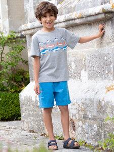 Kinder Yacht Shorts reine Bio-Baumwolle - Kite Clothing