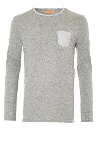 Ranger Tee Mid Grey- Herren Shirt - Kuyichi
