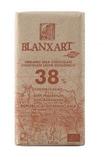 dunkle schokolade mit mandeln 72 blanxart 150 g von blanxart bei avocado store g nstig kaufen. Black Bedroom Furniture Sets. Home Design Ideas