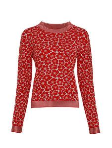 Pullover mit Blumen für Damen - Ina - ROSALIE