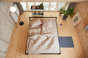 Bettdeckenbezug Leinen - Linus - #lavie
