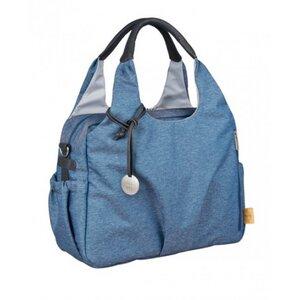 Lässig Wickeltasche Green Label  Global Bag Ecoya blue NEU 2015 - Lässig