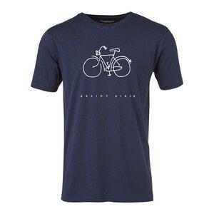T-Shirt Bike - KnowledgeCotton Apparel