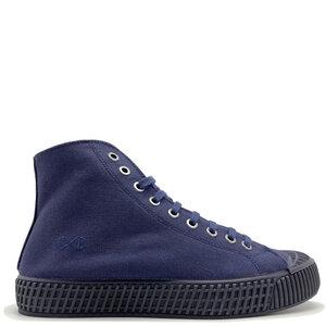 """Veganer Sneaker """"nat-2 Mono"""" aus zert. Biobaumwolle, Bambus, Kork, Zuckerrohr und rec. Gummi MEN - nat-2"""
