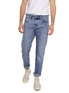 KUYICHI Herren Jeans Jim Tapered Broken Blue Bio-Baumwolle - Kuyichi