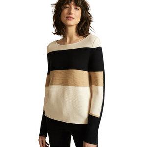 Pullover mit Colourblock - LANIUS