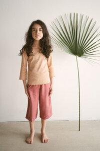 Tencel Culotte Kinder - frankie & lou organic wear
