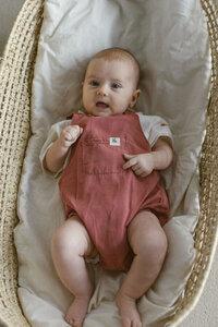 Einteiler für Babys - frankie & lou organic wear