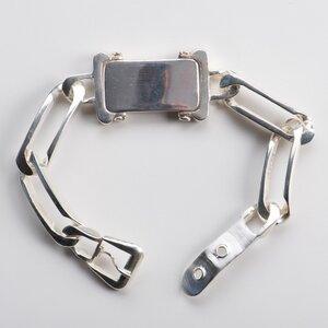 Einzelstück: Vintage Armband Silber - MishMish by WearPositive