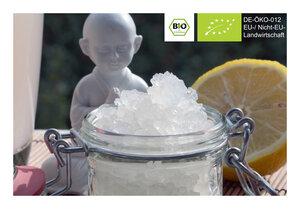 Bio Kefir / Wasserkefir Getränk mit Japankristallen für 0,5L Kefirlimo - Natural-Kefir-Drinks