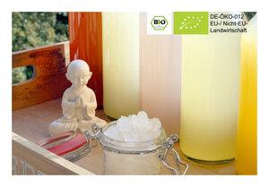 Bio Kefir / Wasserkefir mit Japankristallen für 1L Kefirbrause - Natural-Kefir-Drinks