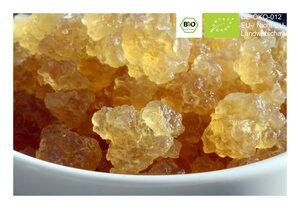 BIO Ginger Root Getränk mit 60g Kefirpilzen für 2 L Ingwerlimonade - Natural-Kefir-Drinks