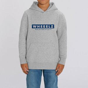 Wheeelz Flame Hoodie Kids - Wheeelz