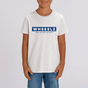 Wheeelz Flame T-Shirt Kids - Wheeelz
