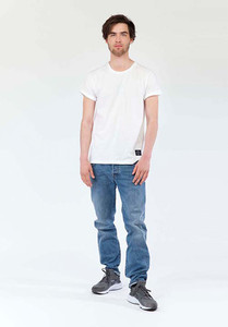 Jeans Straight Fit - Dunn - Stone Blue - Mud Jeans