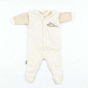 Lotties Baby Strampler + Shirt im Set Maus Frühchen Gr. 44-68 - Lotties