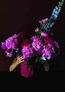 Birthday Flowers - Poster von Studio Na.hili - Photocircle
