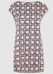 Zandra Rhodes Check Tunic Dress - People Tree