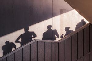 Istanbul Stairway - Poster von AJ Schokora - Photocircle