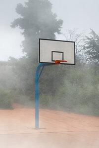 Hoop Dreams - Poster von AJ Schokora - Photocircle