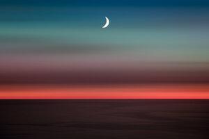 Siberian Sunset - Poster von AJ Schokora - Photocircle