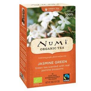 Numi Organic Jasmin Green - Monkey 36 g - Numi Tee
