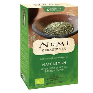 Mate Lemon Green - Rainforest Green 41 g  - Numi Tee