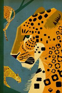 Leopard - Poster von Dieter Braun - Photocircle