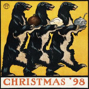Vintage Weihnachten '98 von Edward Penfield - Poster von Vintage Collection - Photocircle