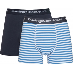 MAPLE 2 pack striped underwear - GOTS/Vegan - KnowledgeCotton Apparel