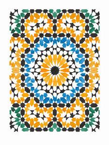 Mantika Morocco Nr 3 - Poster von Christina Wolff - Photocircle